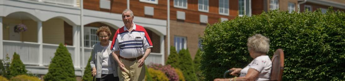 The Walk of Life: The Importance of Walking for Your Aging Parents