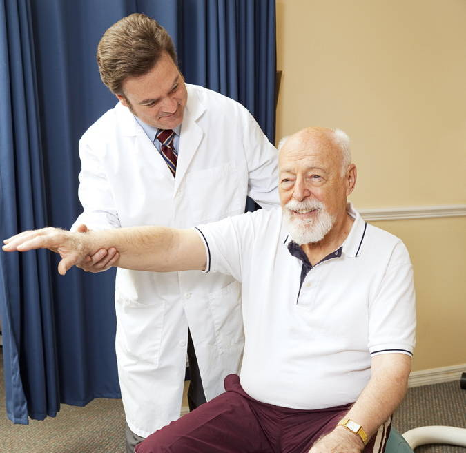 Considering Physical Therapy for Your Aging Loved One? Read This!