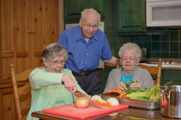 The Importance of Fiber in a Senior Citizen
