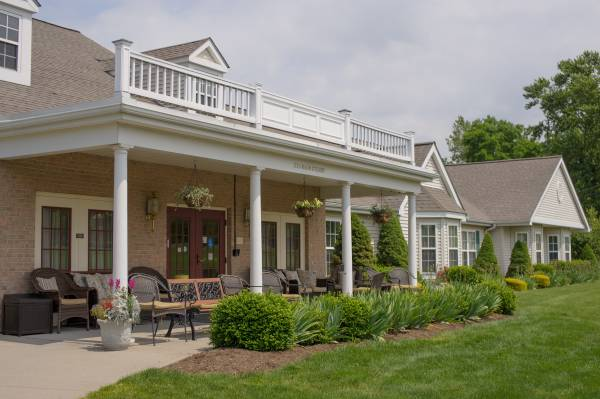 assisted living home