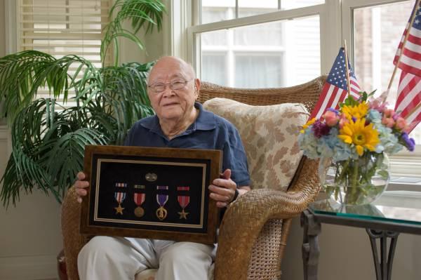 veterans benefits senior living