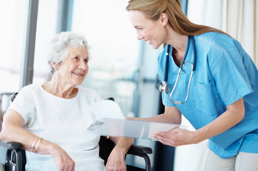 caring for someone with alzheimers