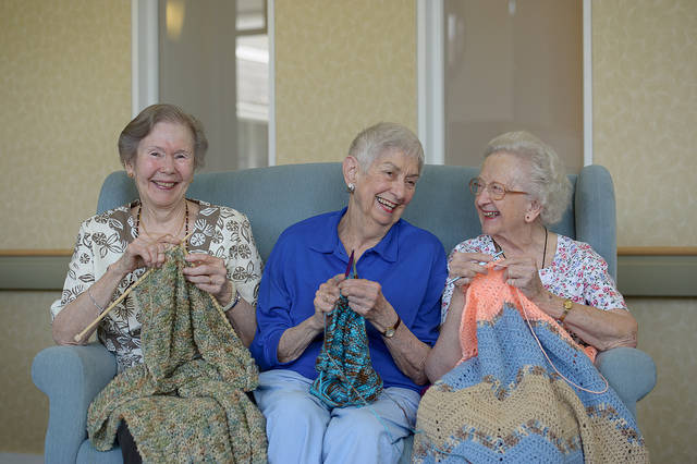 Crosby Commons: Assisted and Independent Living in Shelton CT