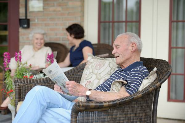 Older Americans Month - Four Things to Think About