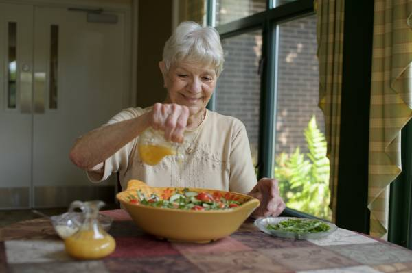 Quick, Nutritious and Easy-to-Prepare Meals for Seniors