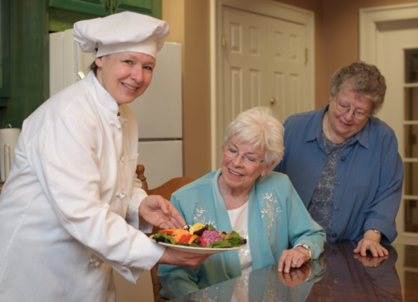 Assisted Living Nutrition