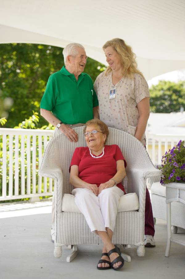 UMH - Aging Seniors and their children