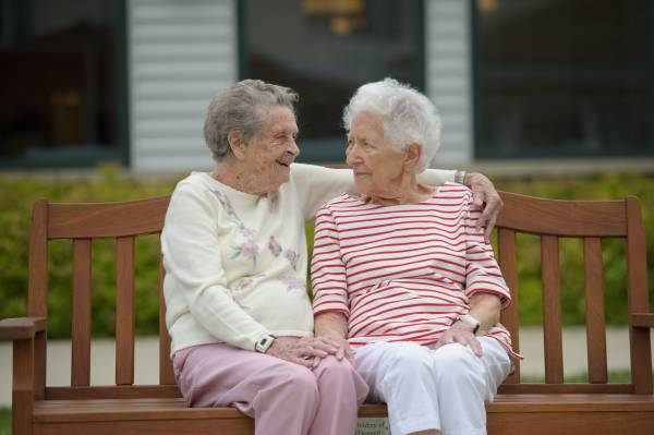 assisted living friendship
