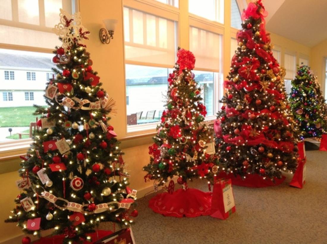 Vendors Wanted for 2016 Wesley Village Craft Fair and TEAM Festival of Trees