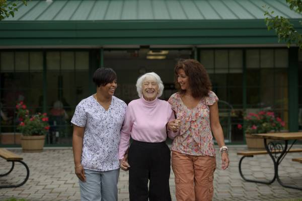 assisted living transition