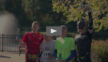 Wesley Village Halloween 5K and Fun Walk – A Race for All Generations