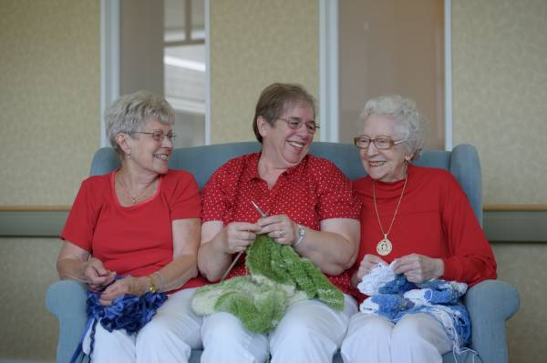 Senior Living 26 Acts of Kindness