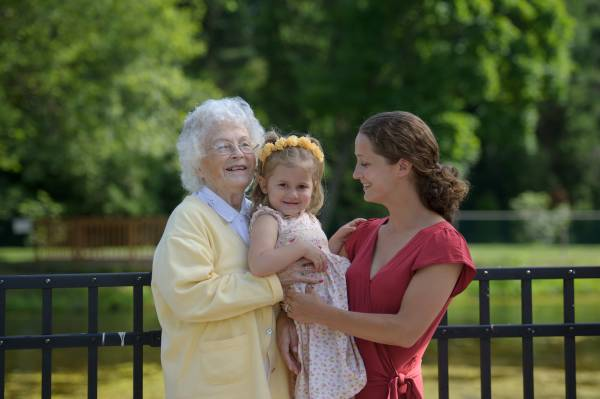 Global Forgiveness Day – What it Means to Seniors and their Families