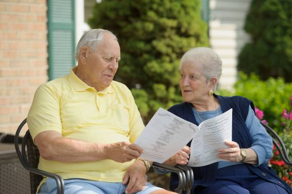 Everything You Need to Know about Touring a Senior Living Community