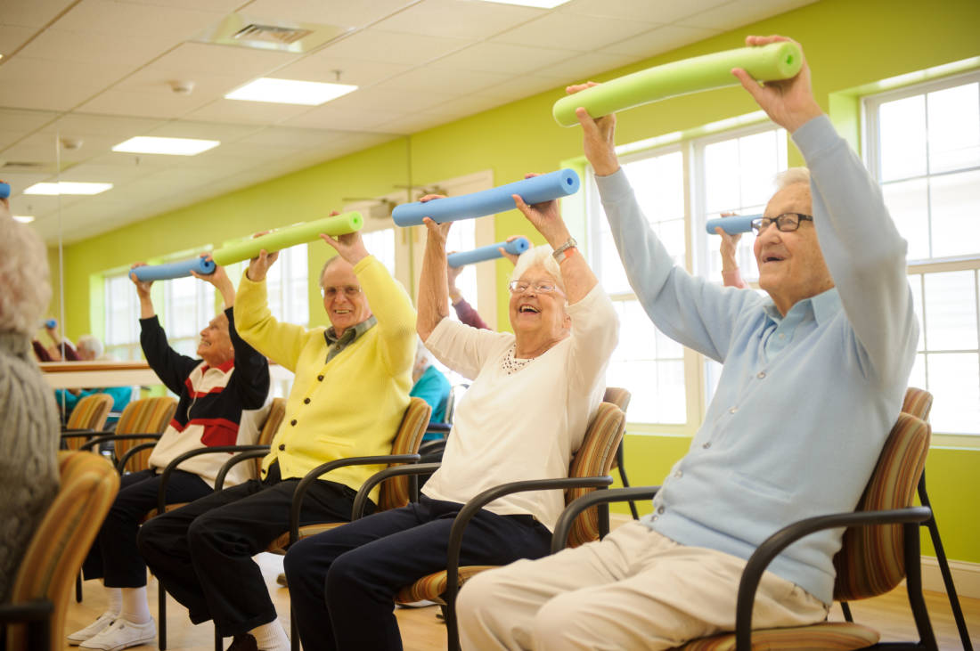 Keeping Senior Hearts Healthy During American Heart Month