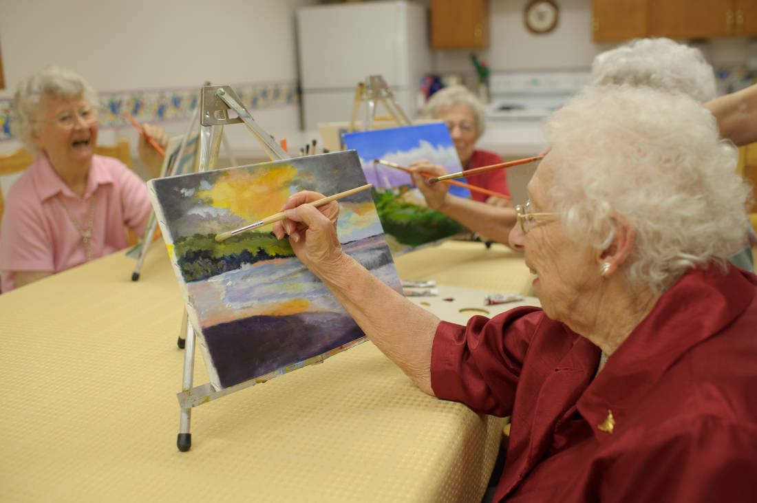 Choosing the Right Assisted Living Community for You