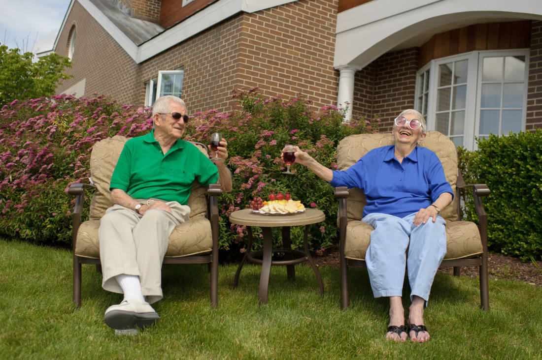 Is An Assisted Living Community Right For You?
