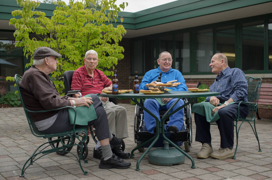 Assisted Living Communities Celebrate National Senior Citizen's Day