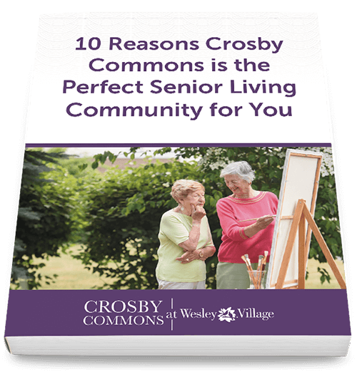 crosby commons assisted living community