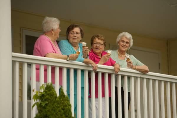 Senior Socialization