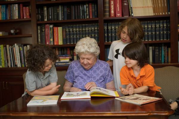 Activities Across the Generations...Enriching the Lives of Seniors