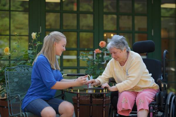 Intergeneration Day - United Methodist Homes