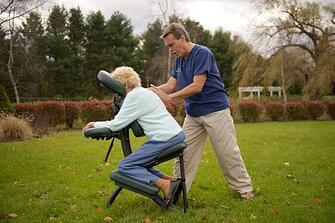Massage Therapy Awareness for Seniors - United Methodist Homes