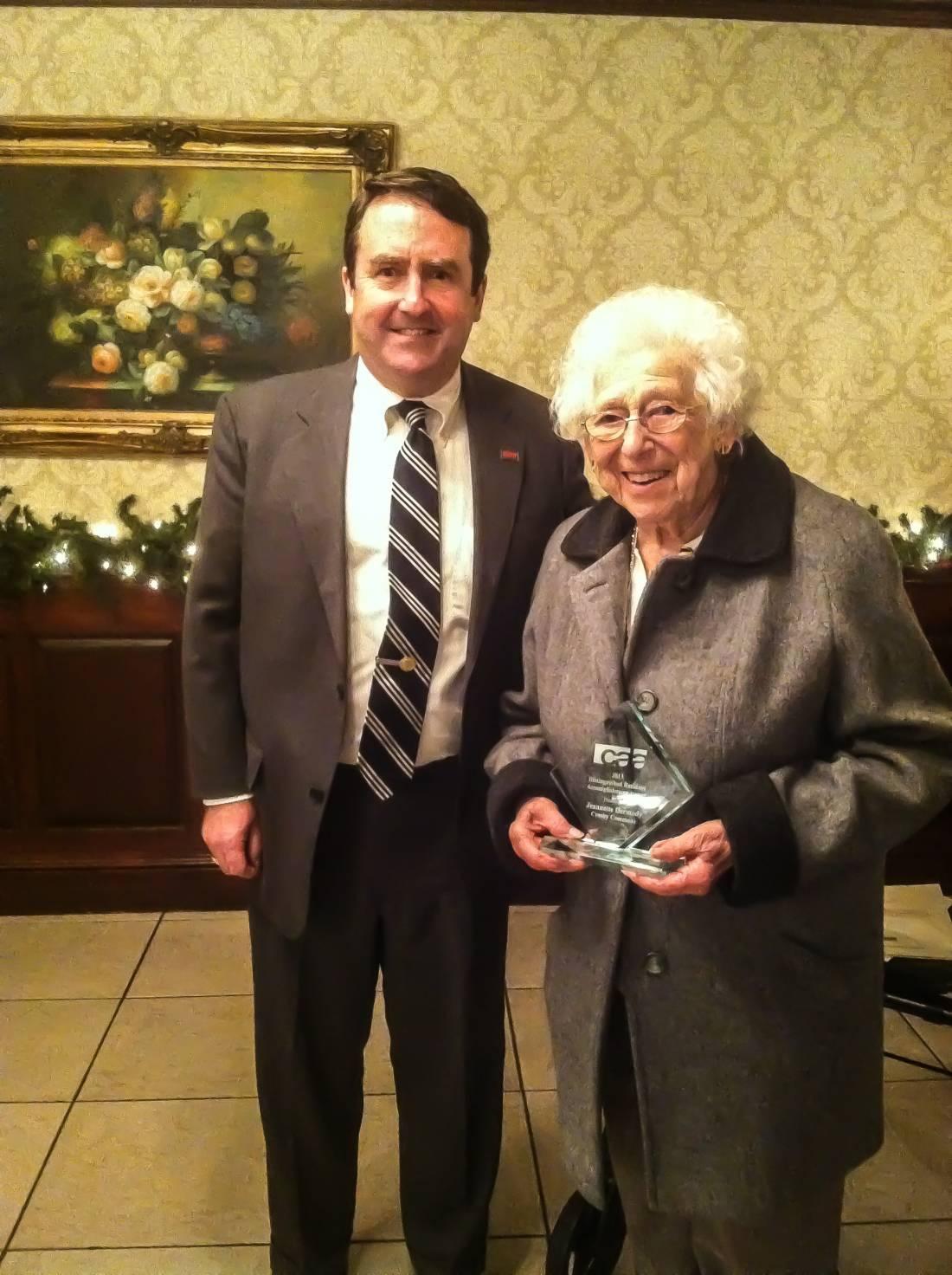 Crosby Commons CALA Award Winner