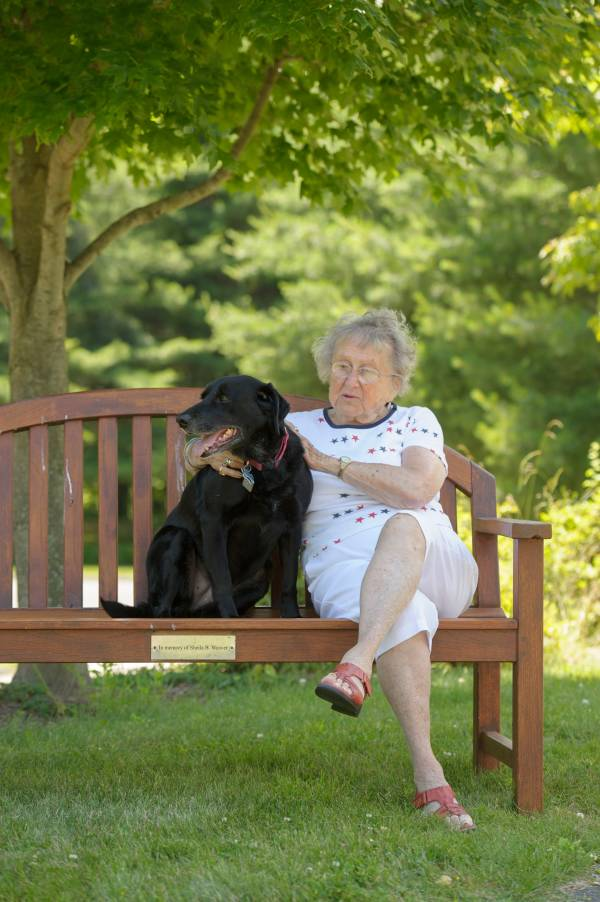Pet ownership and your aging loved one