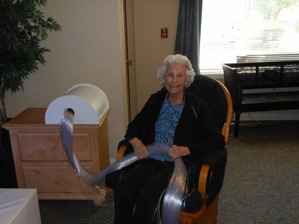 The Benefits of a Snoezelen Room for Alzheimer's Care