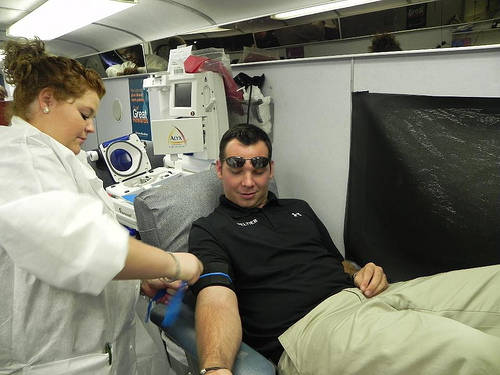 What World Blood Donor Day Means for Seniors