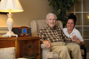 How Father's Day is Celebrated In Assisted Living Communities