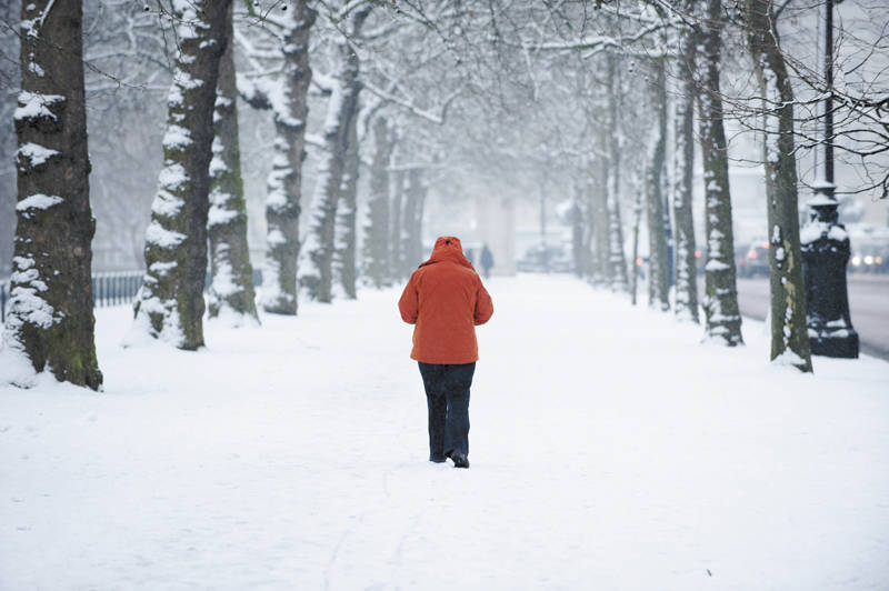 Is Your Aging Loved One Safe From These Six Winter Hazards?