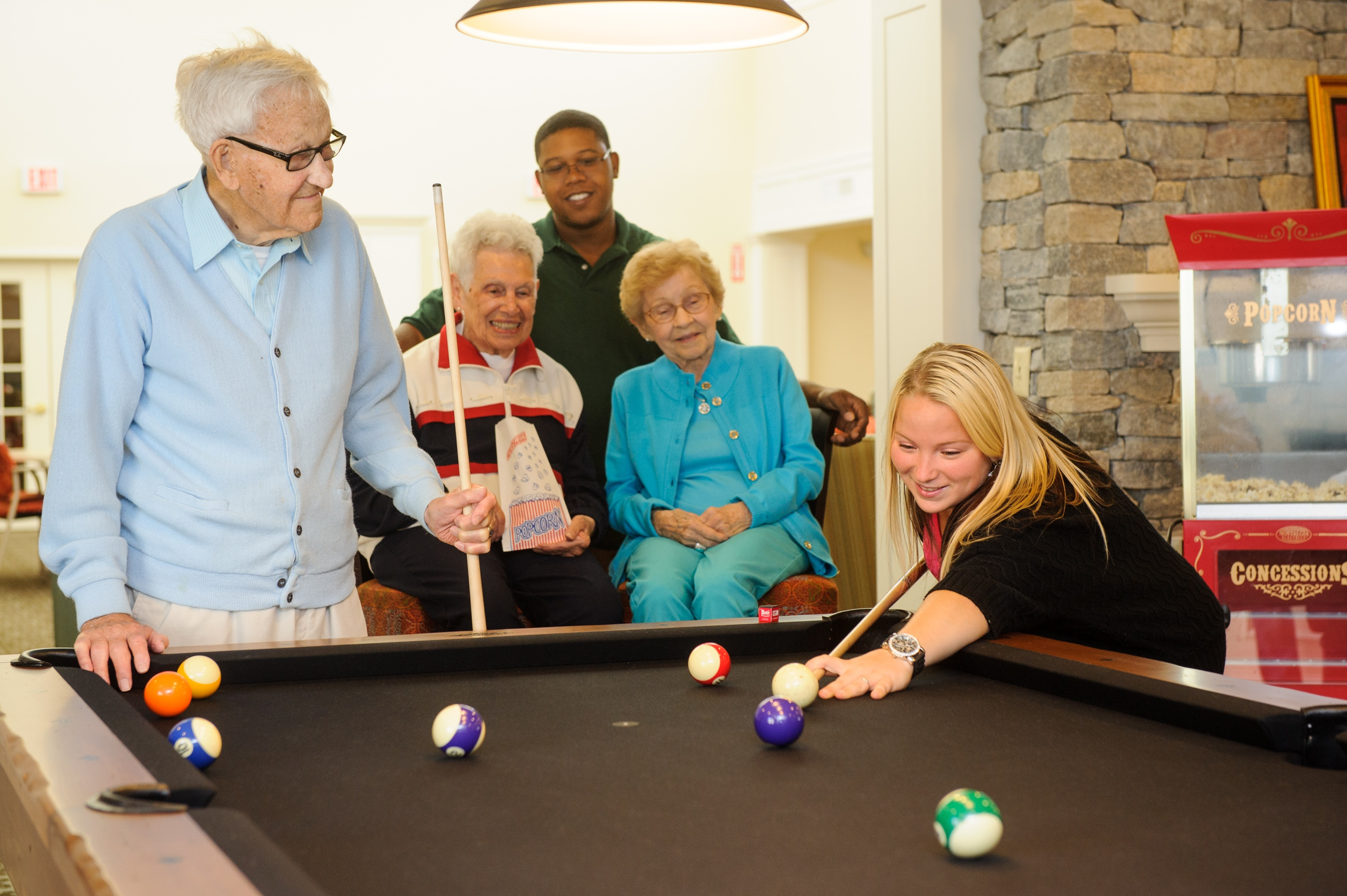 UMH Assisted Living Communities in Connecticut