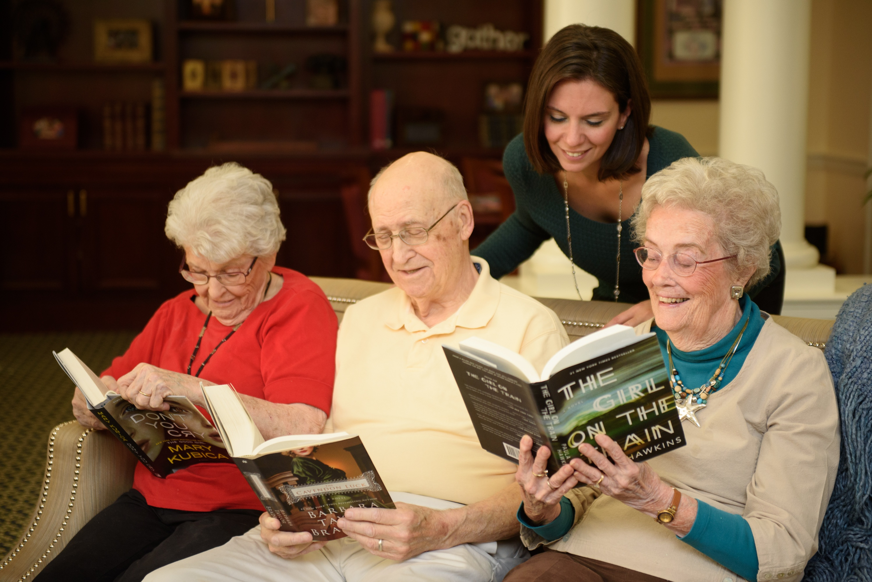 Book Club for Seniors