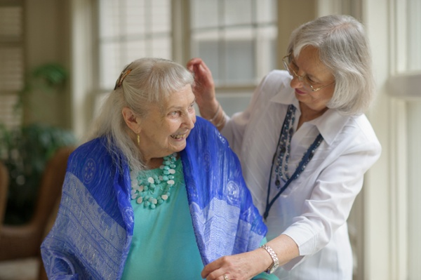 kindness and caregiving