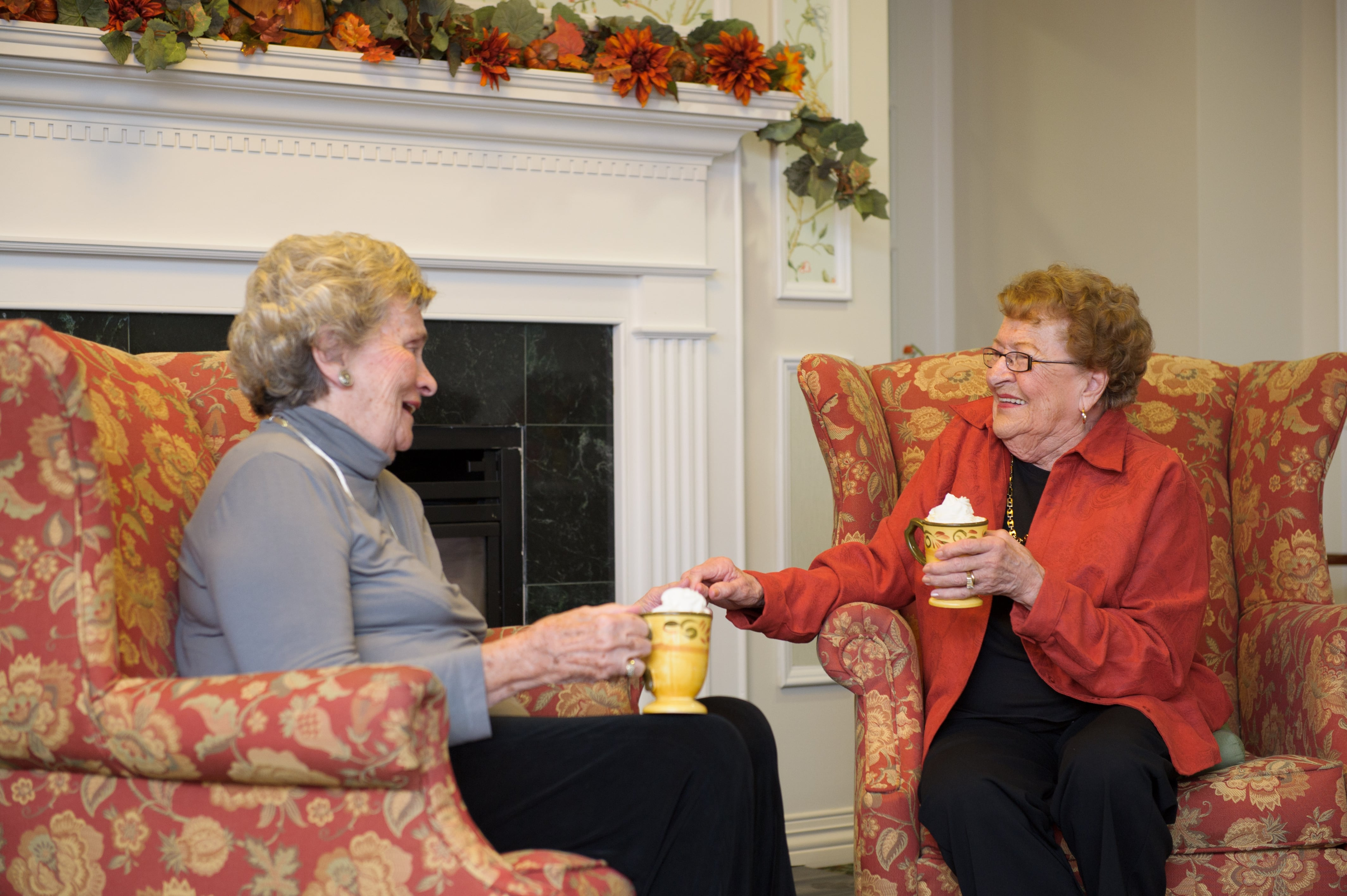 home is NOT Always Better for Older Adults