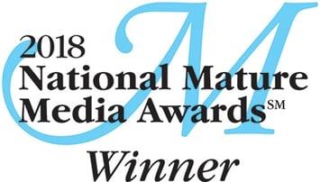 National Mature Media Awards 2018