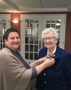 CALA award winner at Crosby Commons