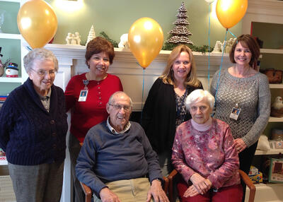 wesley heights celebrates first anniversary