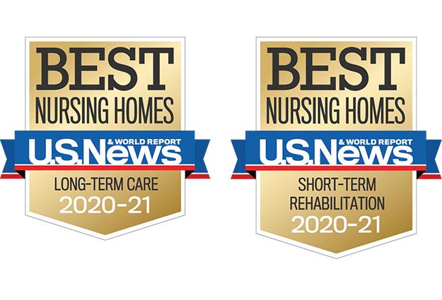 US News Best Long-Term Care and Short-Term Rehabilitation
