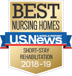 Nursing Homes Short Stay Year