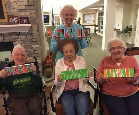 Friendships at Middlewoods of Newington
