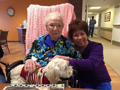 Christina Sudols 100th birthday