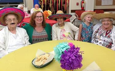 Middlewoods of Newington Family Day Fiesta