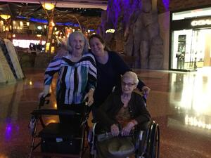 Bishop Wicke Residents Head to Mohegan Sun