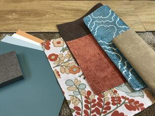 Interior Furnishing Samples for Wesley Village