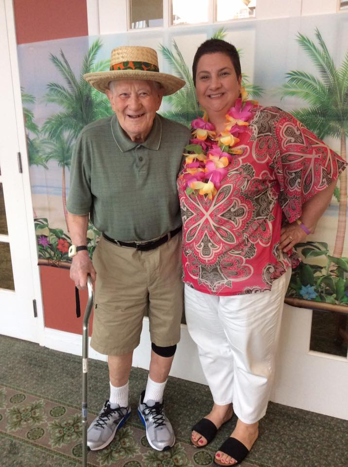 Resident Activities at Crosby Commons