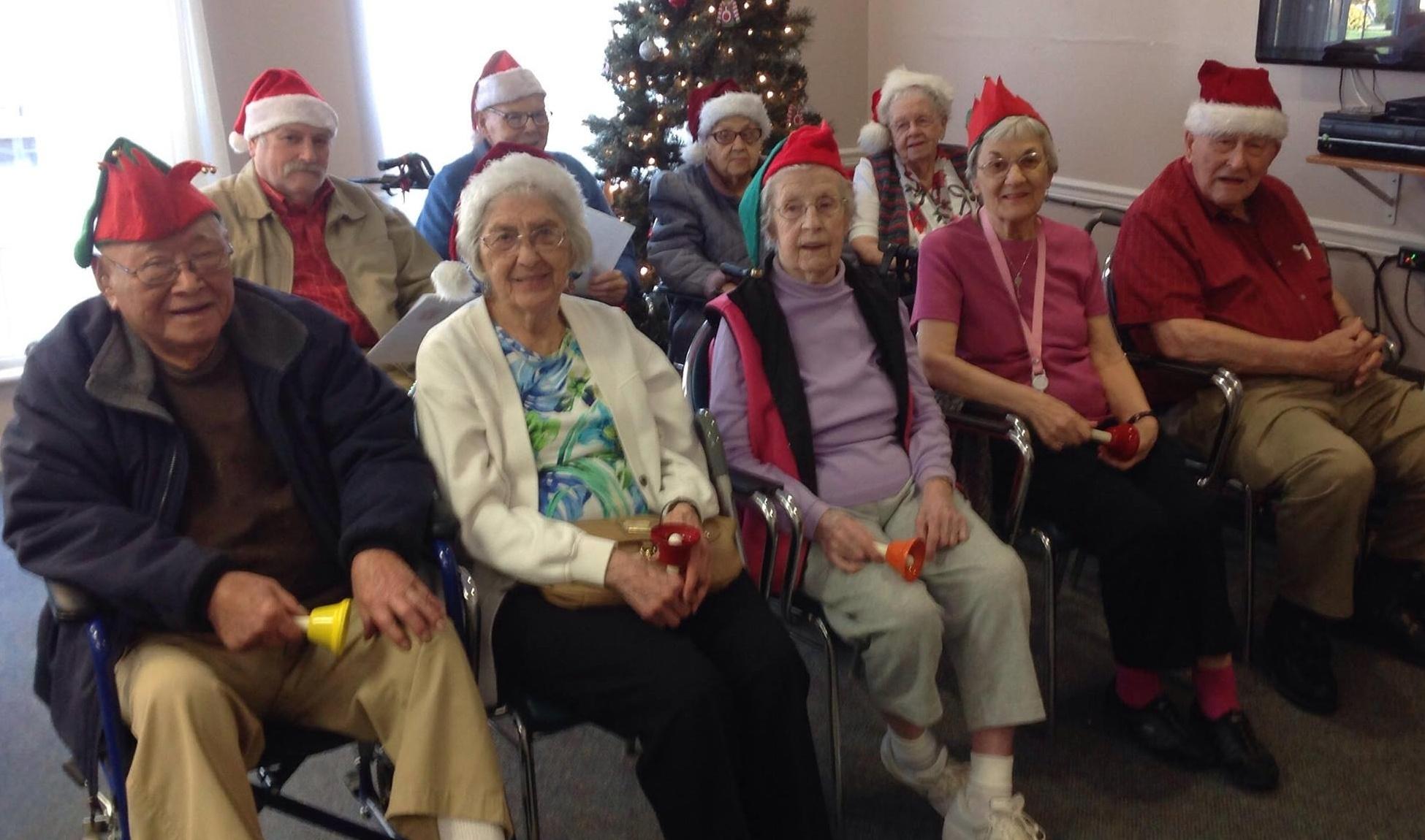 Belles and Beaus Bell Choir - Middlewoods of Farmington