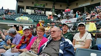 Middlewoods of Farmington Continues Annual Rock Cats Game Tradition